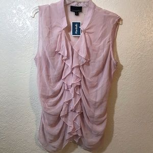 Cynthia Rowley Blouse SZ XL
